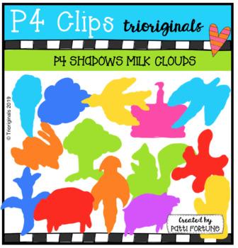P4 SHADOWS Milk Clouds (P4 Clips Trioriginals) BOOK COMPANION