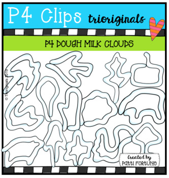 P4 STORY TIME Milk Clouds BUNDLE (P4 Clips Trioriginals)