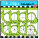 P4 SUPER SET Dinosaurs (P4 Clips Trioriginals Clip Art)