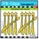 P4 SUPER SET Outer Space (P4 Clips Trioriginals Clip Art)