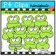 P4 SUPER SET St. Patrick's Day (P4 Clips Trioriginals Clip Art)