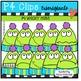 P4 WACKY Winter BUNDLE (P4 Clips Trioriginals Digital Clip Art)