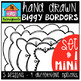 P4 WHILE I DRAW $5 DEAL (BIGGY Border BUNDLE) P4 Clips Trioriginals