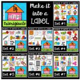 Make it into a Label BUNDLE (P4 Clips Trioriginals Clip Art)