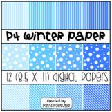 P4 Winter Paper (P4 Clips Trioriginals)