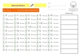 P5 Mental Math