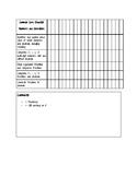 PA Common Core Math Standards Checklist (5th grade)