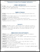 PA Common Core Standards for Third Grade - Single Page