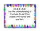 PA Common Core State Standards- 1st Grade Math- Printable Page Posters