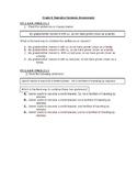 PA Core - Narrative Writing Test