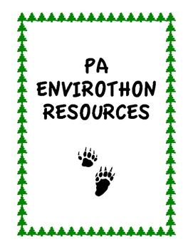 PA Envirothon Resources