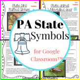 PA State Symbols for Google Classroom™