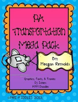 PA Transportation Mega Pack