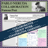 PABLO NERUDA Collaboration Activity Research Biography Cooperative Group Work