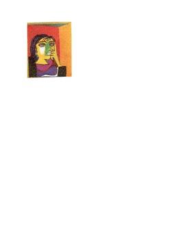 PABLO PICASSO art lesson