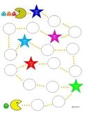 PAC Man Positive Behavior Chart