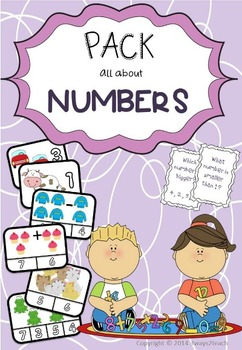PACK all about numbers