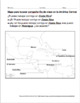 PACK of 4 partner maps for Spanish: Central and South America COUNTRIES/CAPITALS
