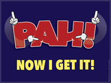 PAH! Now I get it. ASL poster.