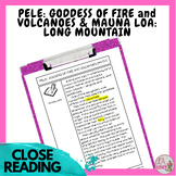Myth and Informational PELE GODDESS OF FIRE Distance Learning