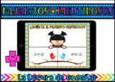 PAJARITOS MENTIROSOS SUMA. DIGITAL LEARNING