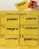 PALABRAS FRECUENTES - 6th Six Weeks