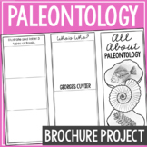 PALEONTOLOGY: Earth Science Research Brochure Template Project
