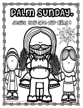 PALM SUNDAY ~ FREE
