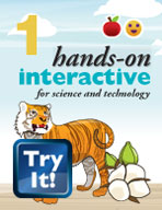 Hands-On Interactive for Science and Technology, Gr. 1