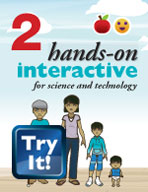 Hands-On Interactive for Science and Technology, Gr. 2