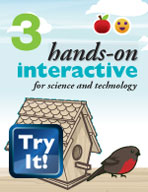 Hands-On Interactive for Science and Technology, Gr. 3