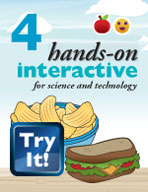 Hands-On Interactive for Science and Technology, Gr. 4