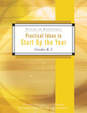 Practical Ideas to Start Up the Year, K-3