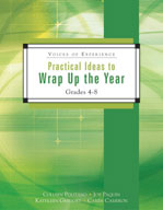 Practical Ideas to Wrap Up the Year, 4-8