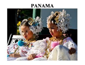 PANAMA UNIT (GRADES 4 - 8)