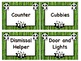 PANDA Job Chart Cards/Signs - Great for Classroom Management! ADORABLE!