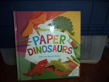 PAPER DINOSAURS       ISBN 0 8317 5963 1