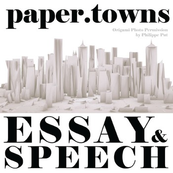 Best Business School Essays Paper Towns Essay Prompts  Grading Rubrics Help Writing Essay Paper also Proposal Argument Essay Topics Paper Towns Essay Prompts  Grading Rubrics By Created For Learning Thesis Statement For An Essay