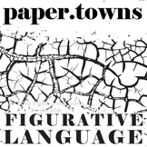 PAPER TOWNS Figurative Language