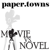 PAPER TOWNS Movie vs. Novel Comparison