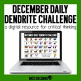 PAPERLESS December Daily Dendrite Challenge