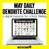 PAPERLESS May Daily Dendrite Challenge - Distance Learning