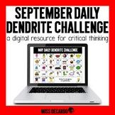 PAPERLESS September Daily Dendrite Challenge