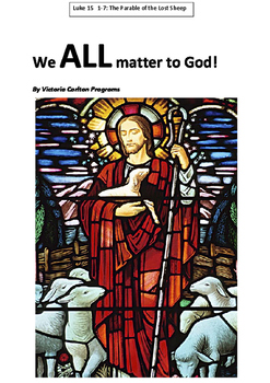 PARABLE OF LOST SHEEP: We ALL matter to God