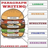 PARAGRAPH WRITING : LESSON AND RESOURCES