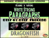 PARAGRAPHS: How to Write--STEP-BY-STEP--Distance-HYBRID-In