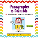 PARAGRAPHS TO PERSUADE
