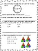 PARCC-Like Test Prep 3rd Grade Math - Set #1