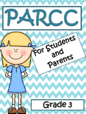 PARCC-like 3rd Grade Math Packet for Parents and Students