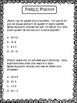 PARCC-like 3rd grade math test prep